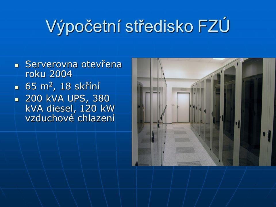 Výpočetní středisko FZÚ