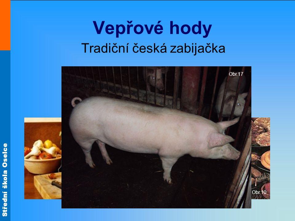 Tradiční česká zabijačka
