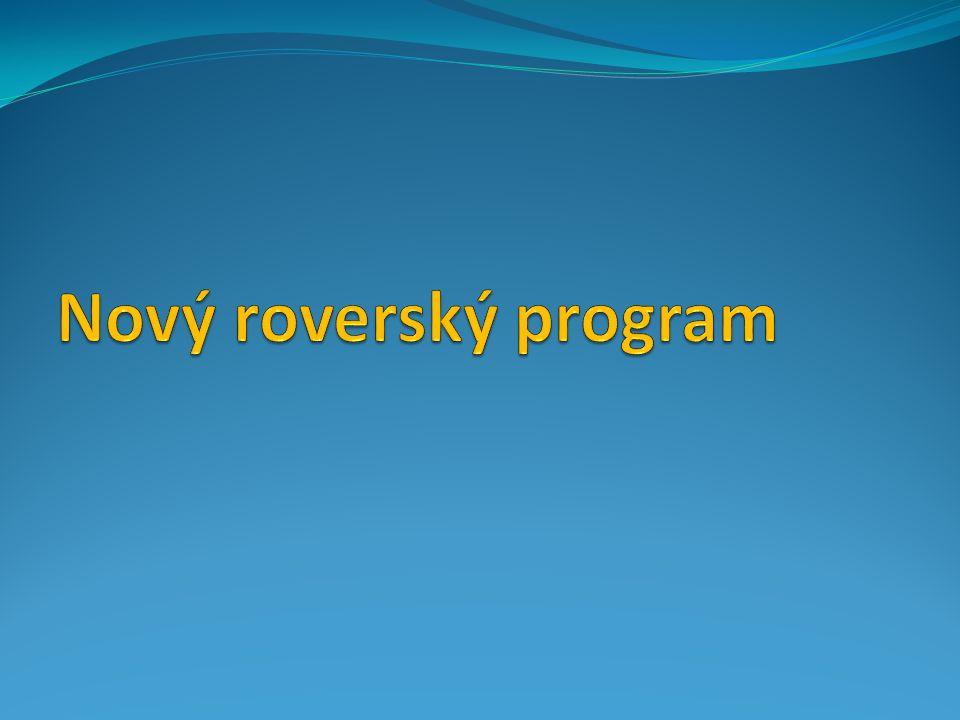 Nový roverský program