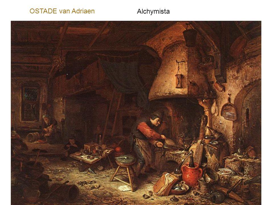OSTADE van Adriaen Alchymista
