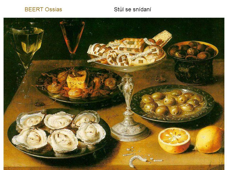 BEERT Ossias Stůl se snídaní