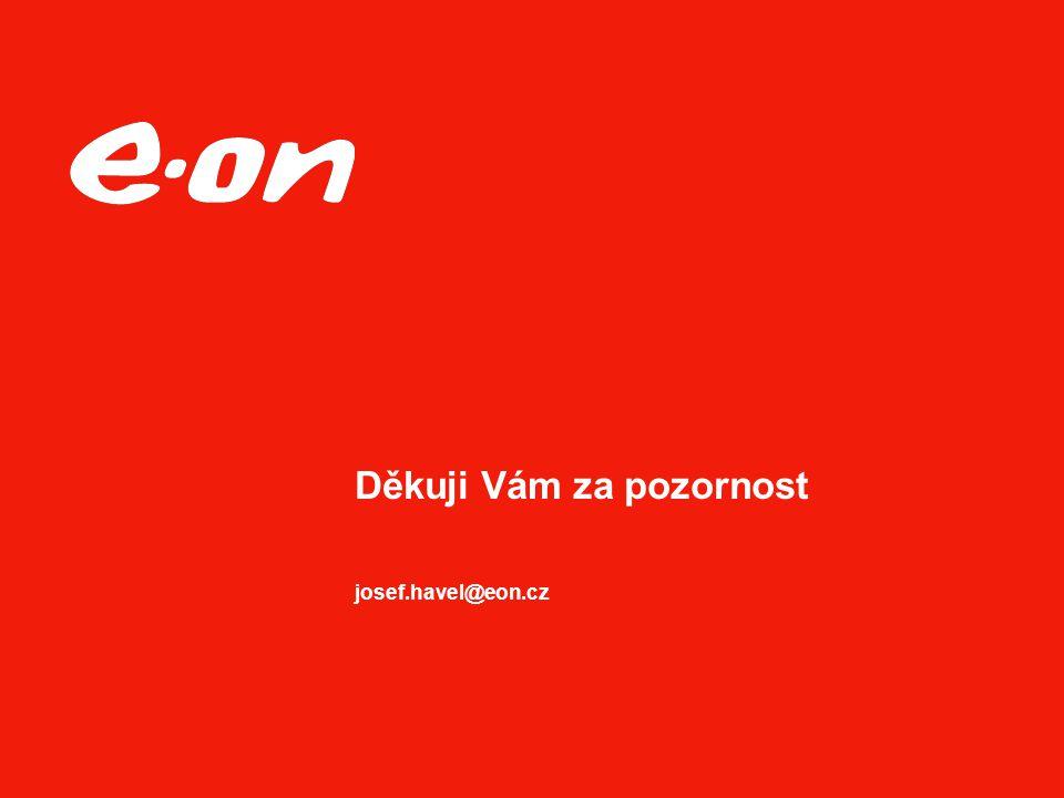 Děkuji Vám za pozornost josef.havel@eon.cz