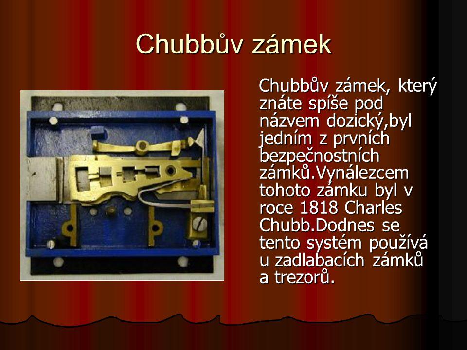 Chubbův zámek