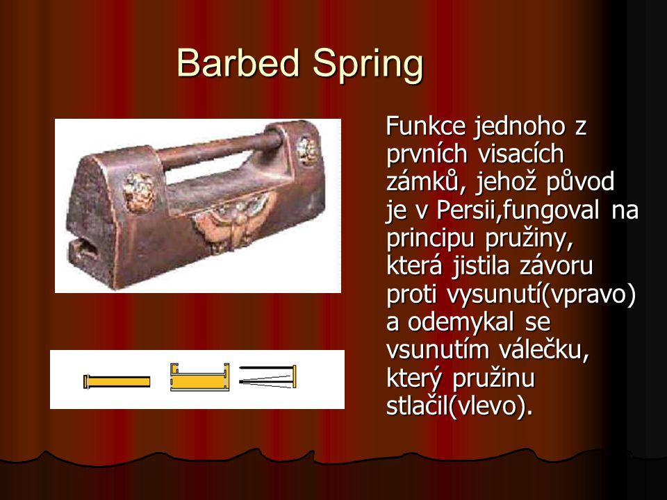 Barbed Spring