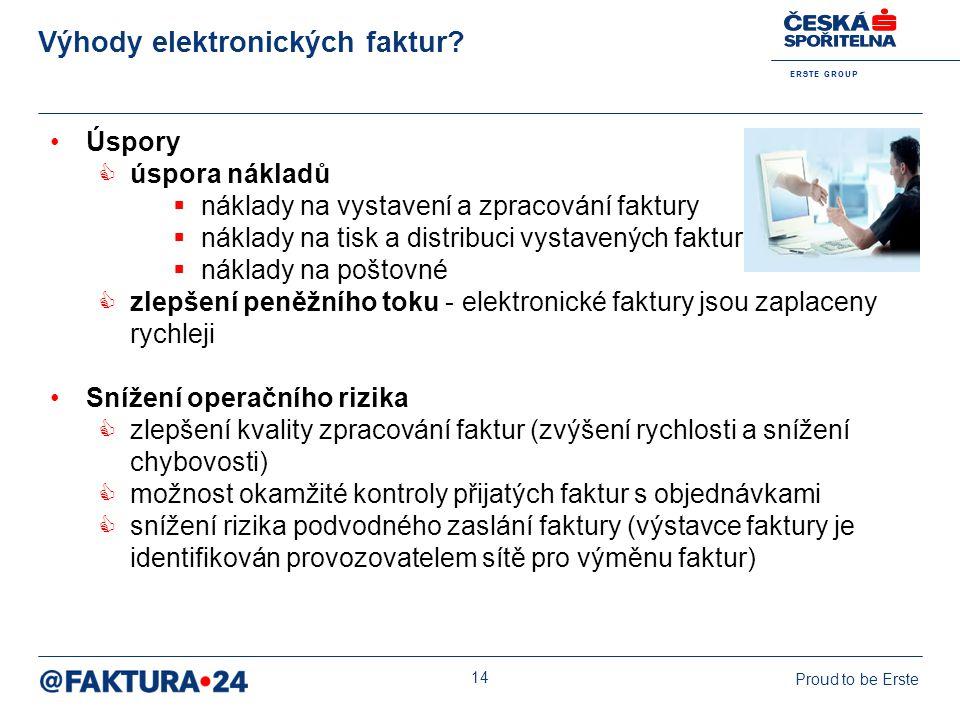 Výhody elektronických faktur