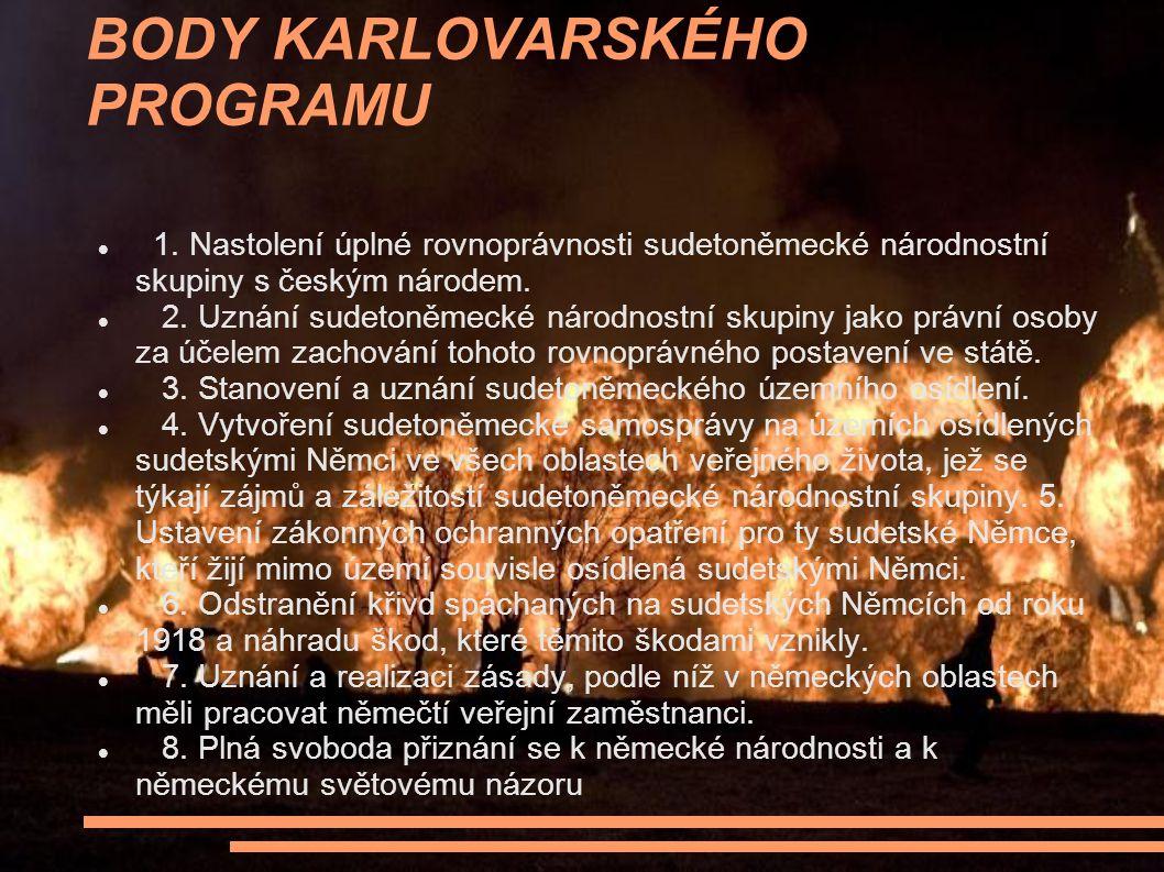 BODY KARLOVARSKÉHO PROGRAMU