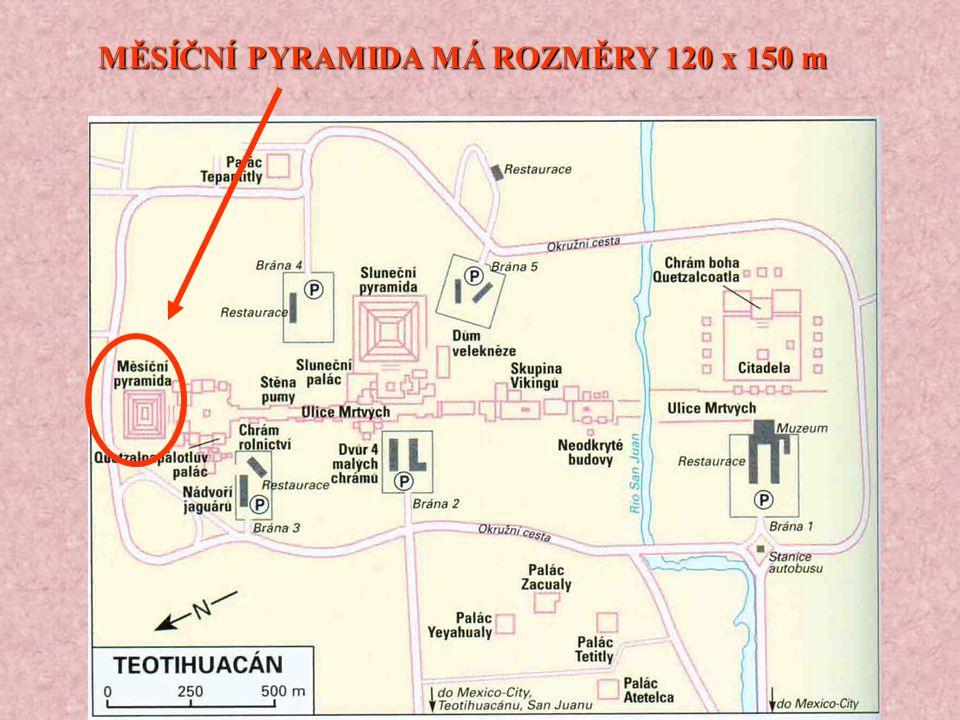 MĚSÍČNÍ PYRAMIDA MÁ ROZMĚRY 120 x 150 m