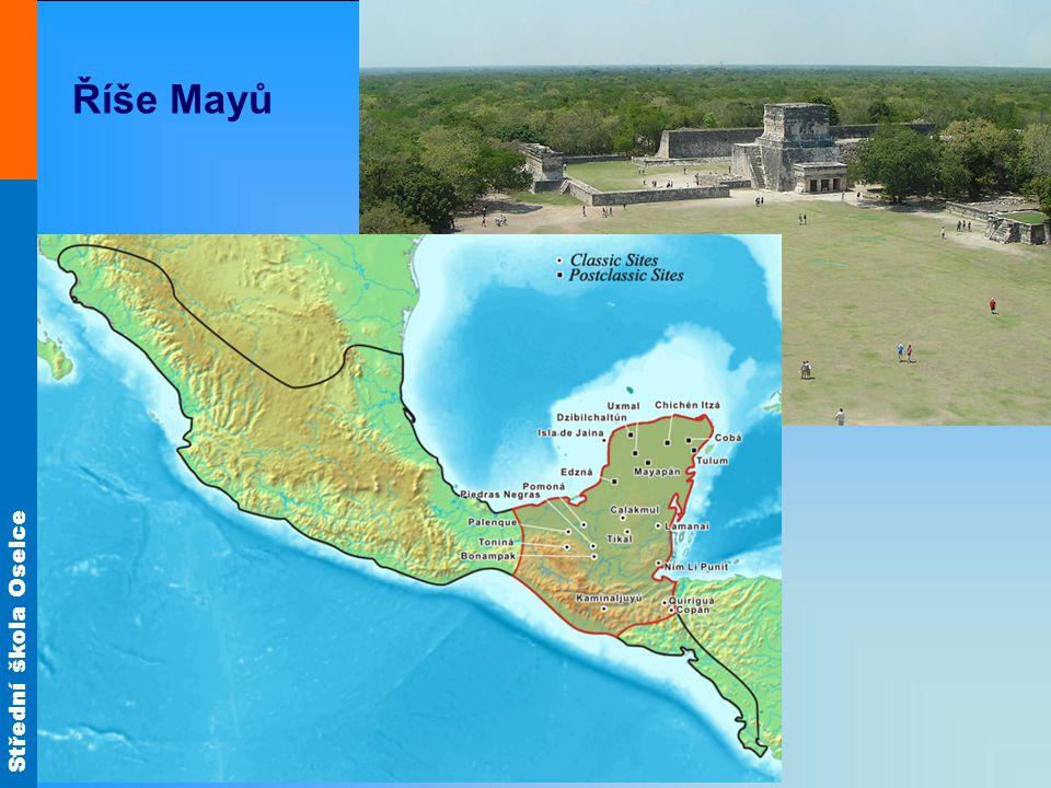 Říše Mayů
