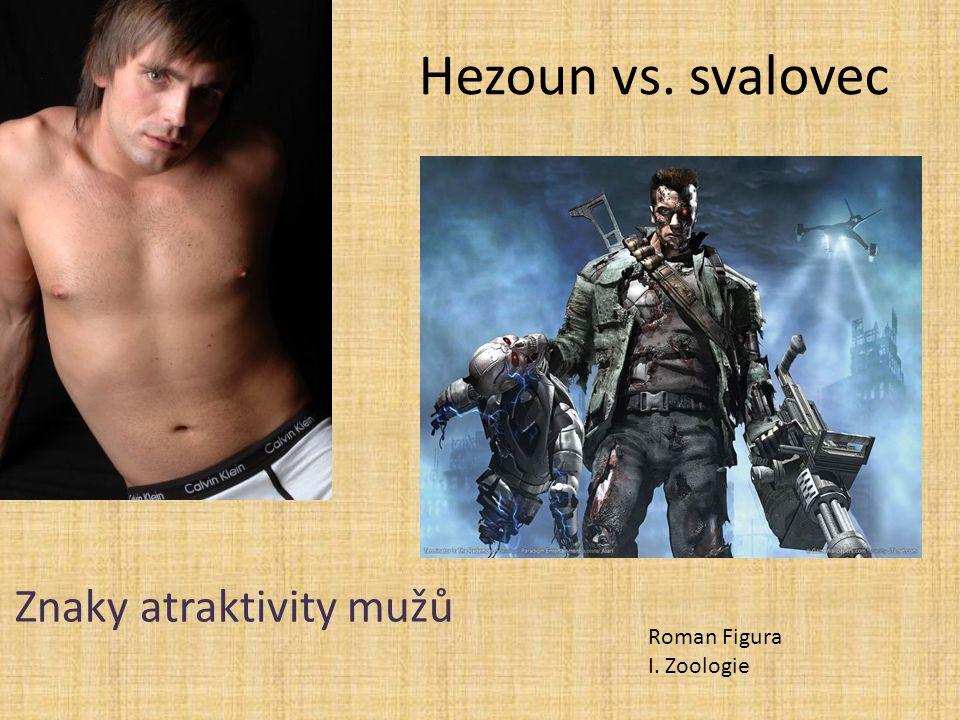 Znaky atraktivity mužů