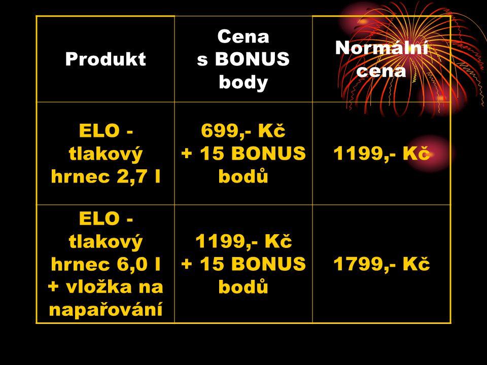 ELO - tlakový hrnec 6,0 l + vložka na napařování
