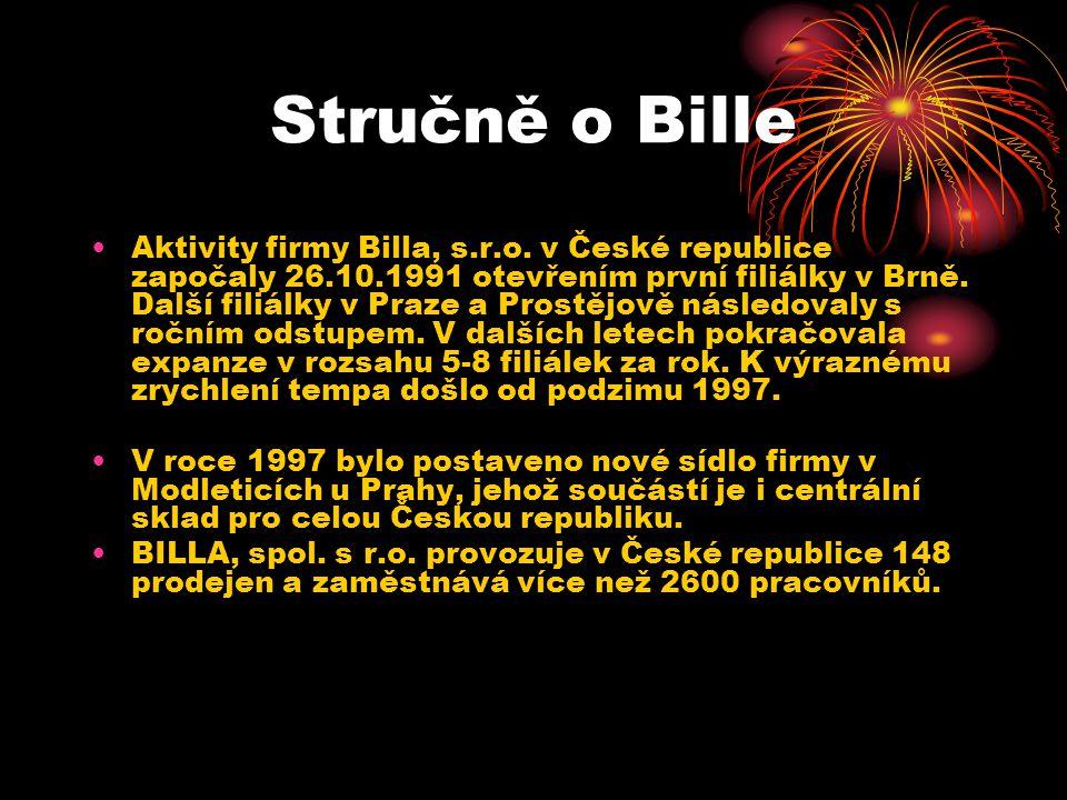 Stručně o Bille