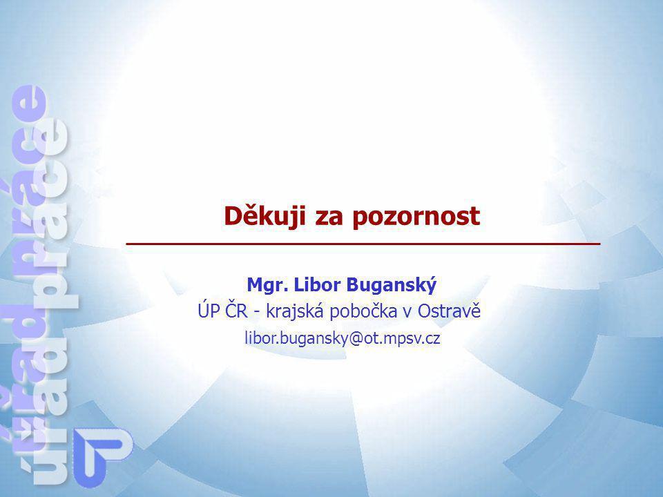 ÚP ČR - krajská pobočka v Ostravě