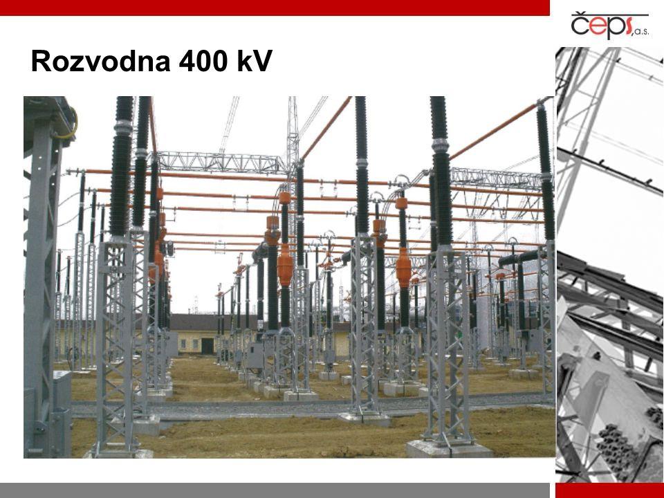Rozvodna 400 kV