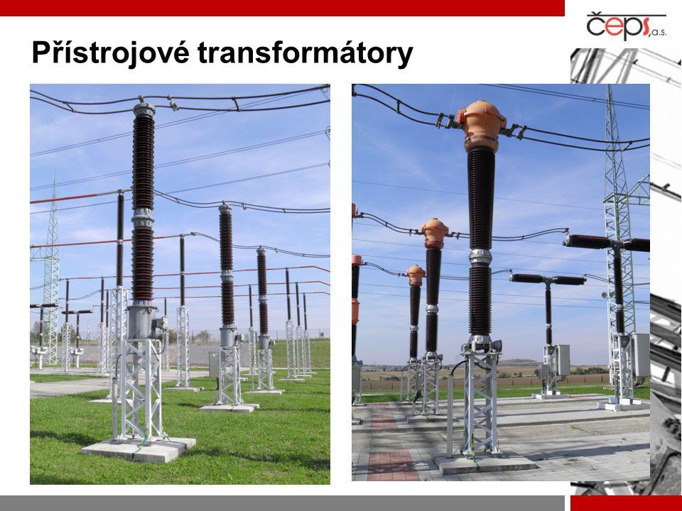 Přístrojové transformátory
