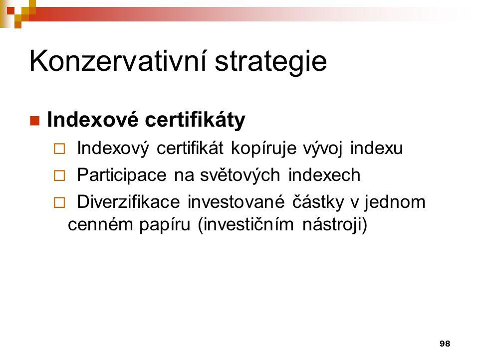 Konzervativní strategie