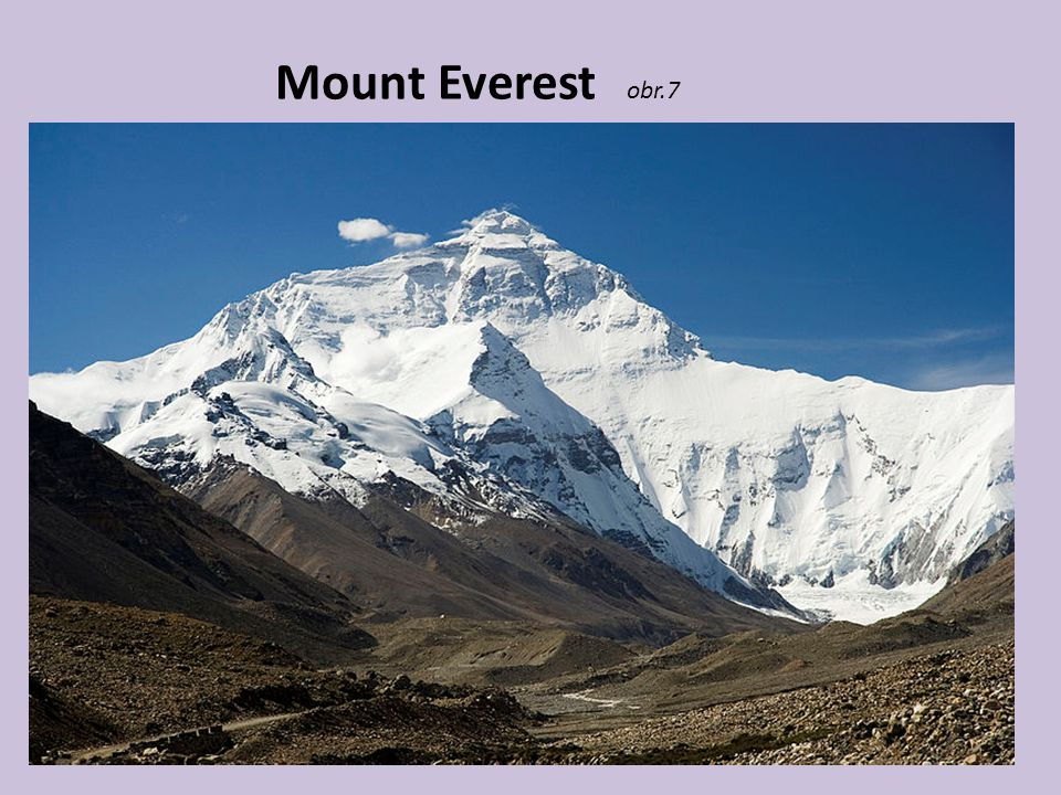 Mount Everest obr.7