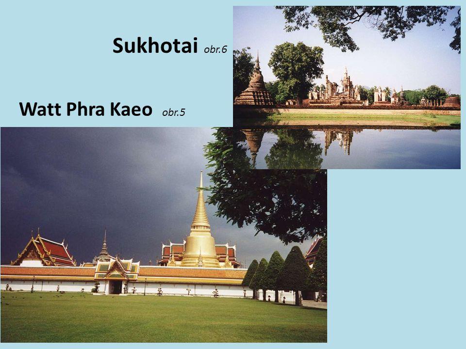 Sukhotai obr.6 Watt Phra Kaeo obr.5