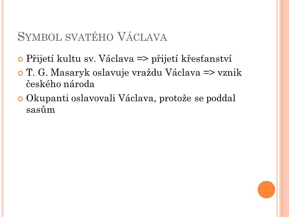 Symbol svatého Václava