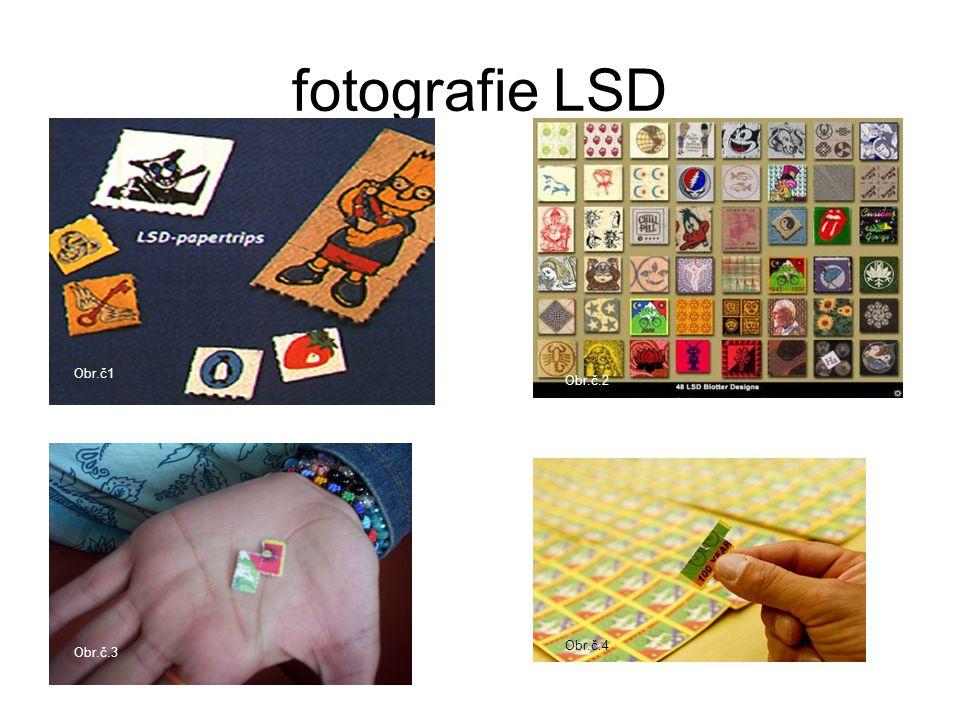 fotografie LSD Obr.č1 Obr.č.2 Obr.č.4 Obr.č.3