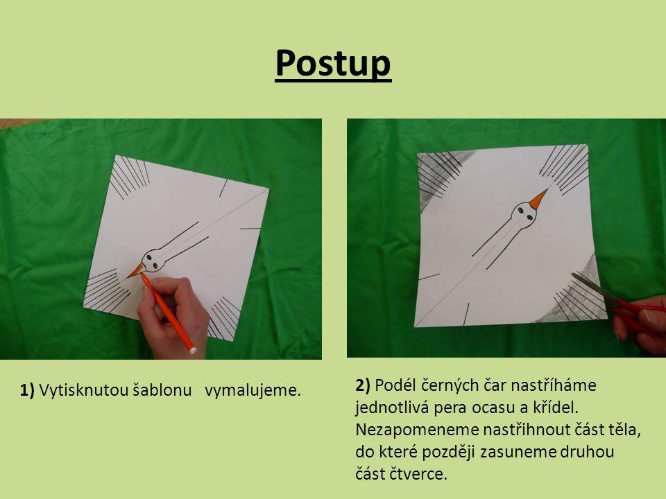 Postup
