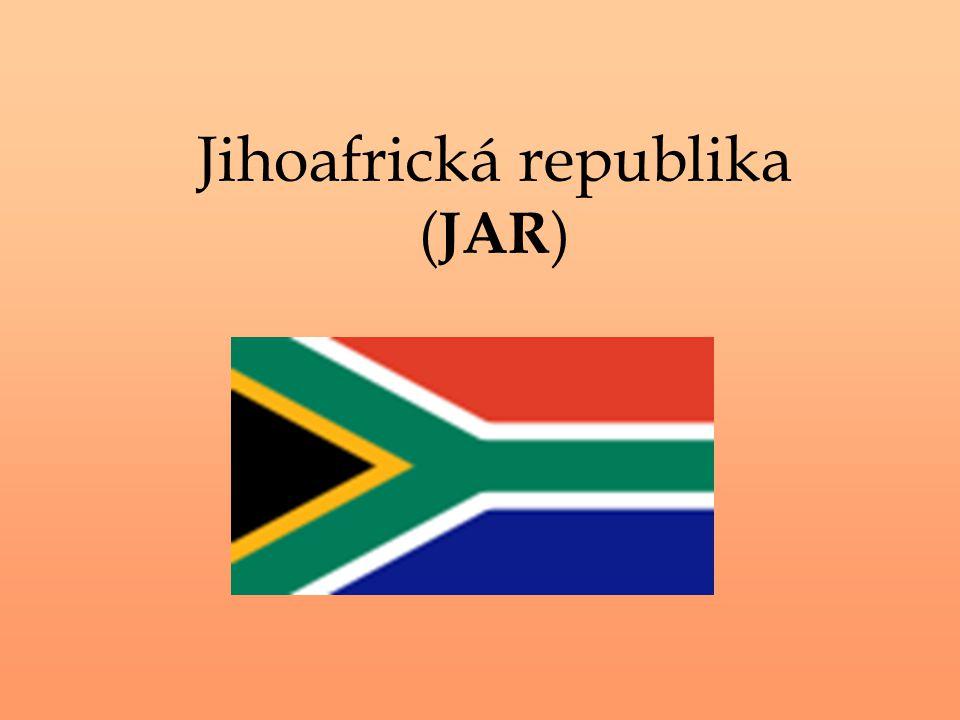 Jihoafrická republika (JAR)
