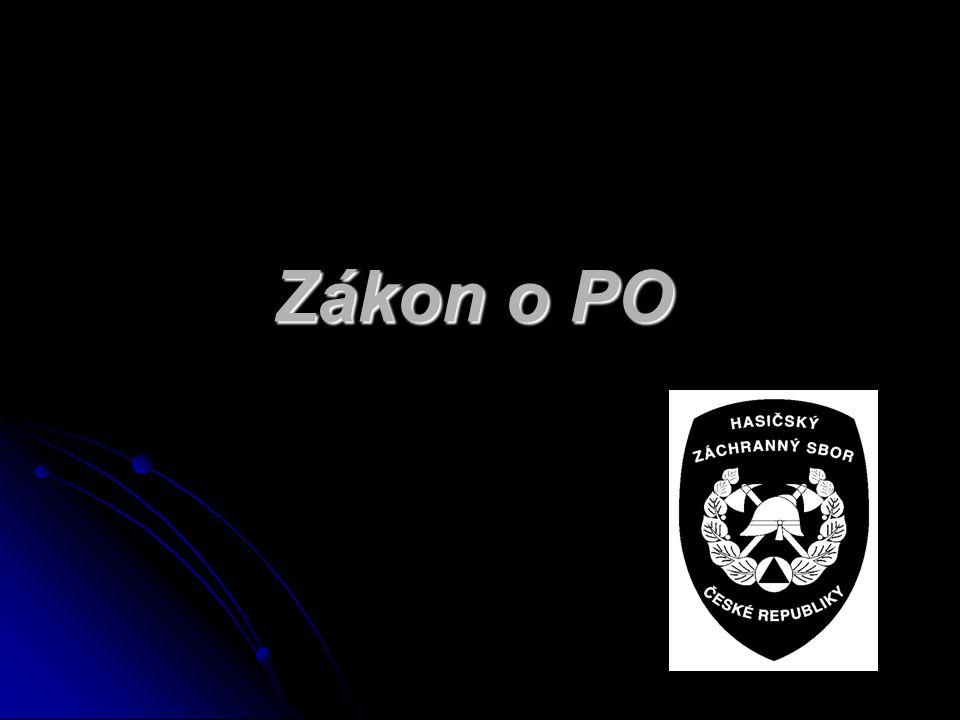 kpt. ing. Pavel Bér 5.4.2017 Zákon o PO