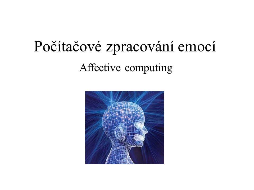 Počítačové zpracování emocí