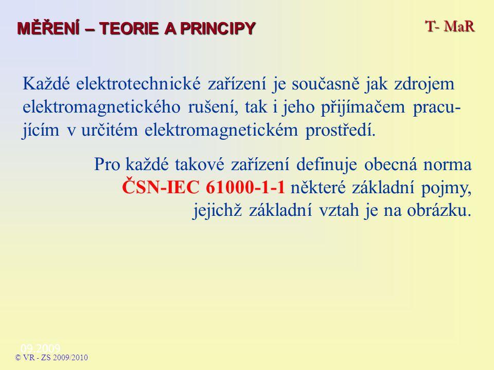 MĚŘENÍ – TEORIE A PRINCIPY