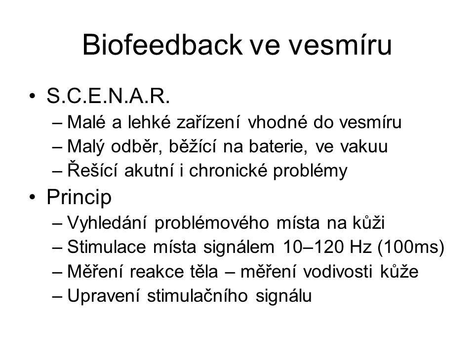 Biofeedback ve vesmíru