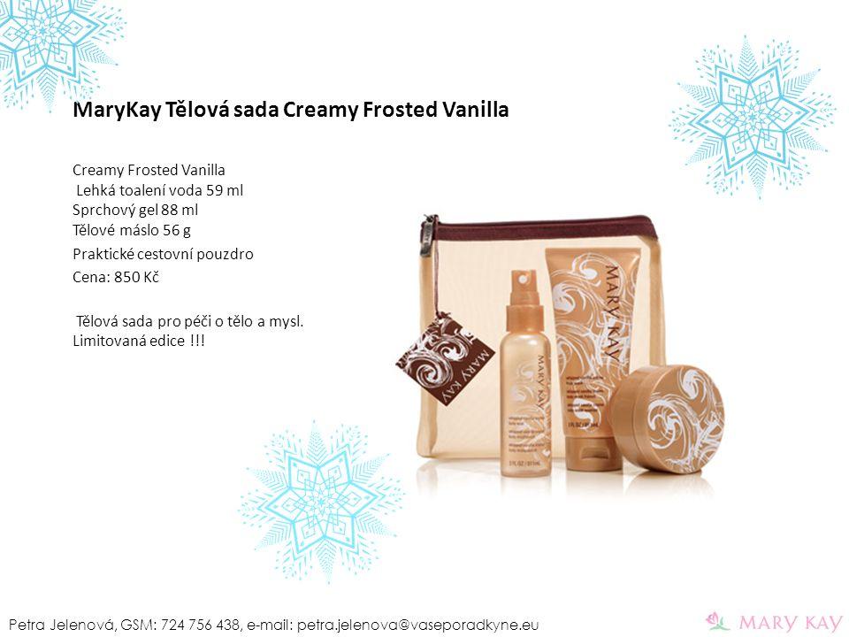 MaryKay Tělová sada Creamy Frosted Vanilla
