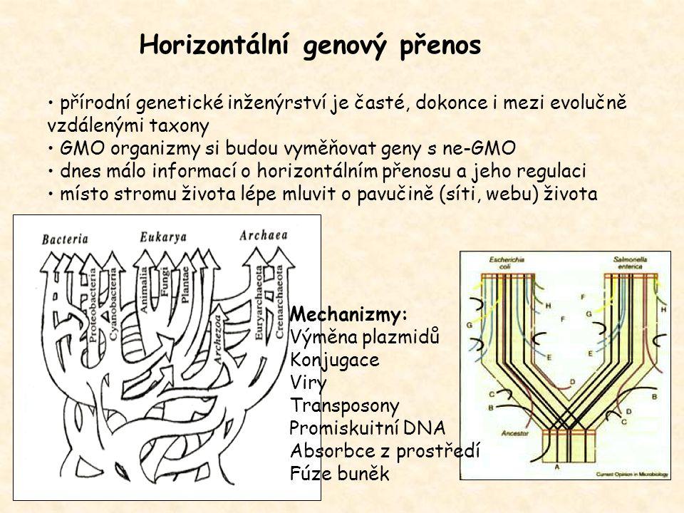 Horizontální genový přenos