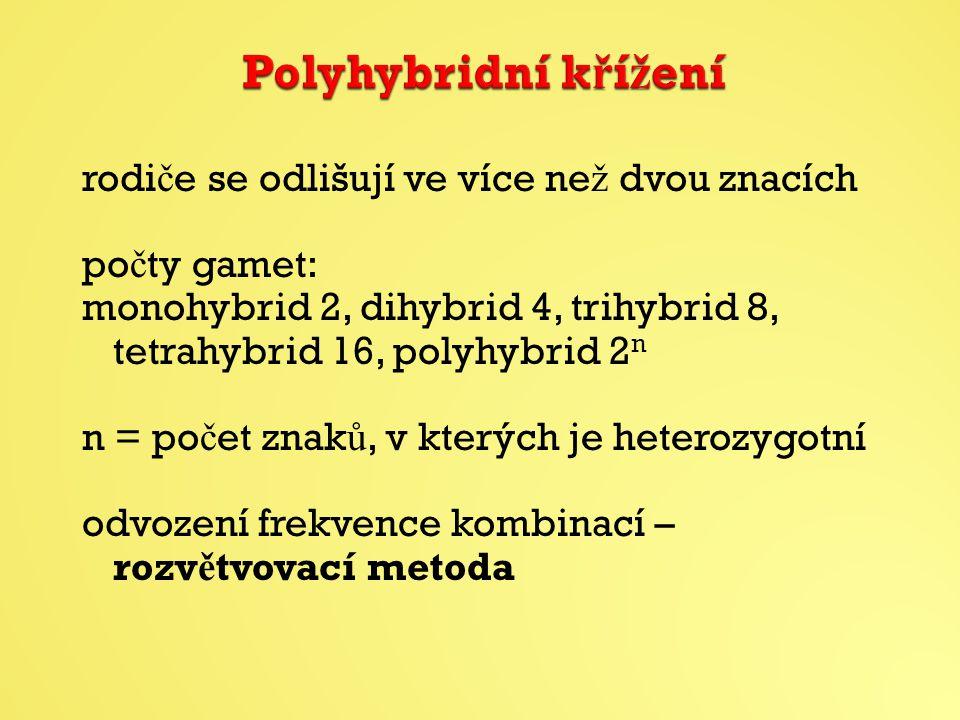 Polyhybridní křížení