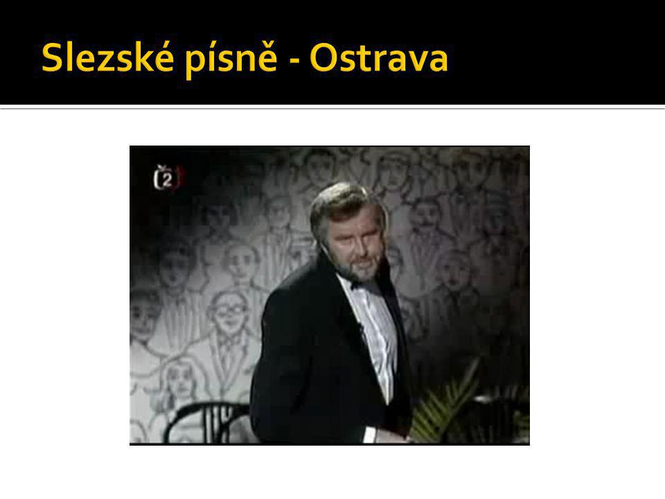 Slezské písně - Ostrava