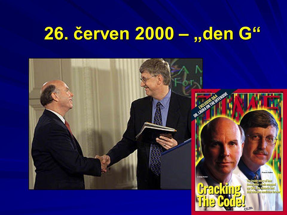 """26. červen 2000 – """"den G"""