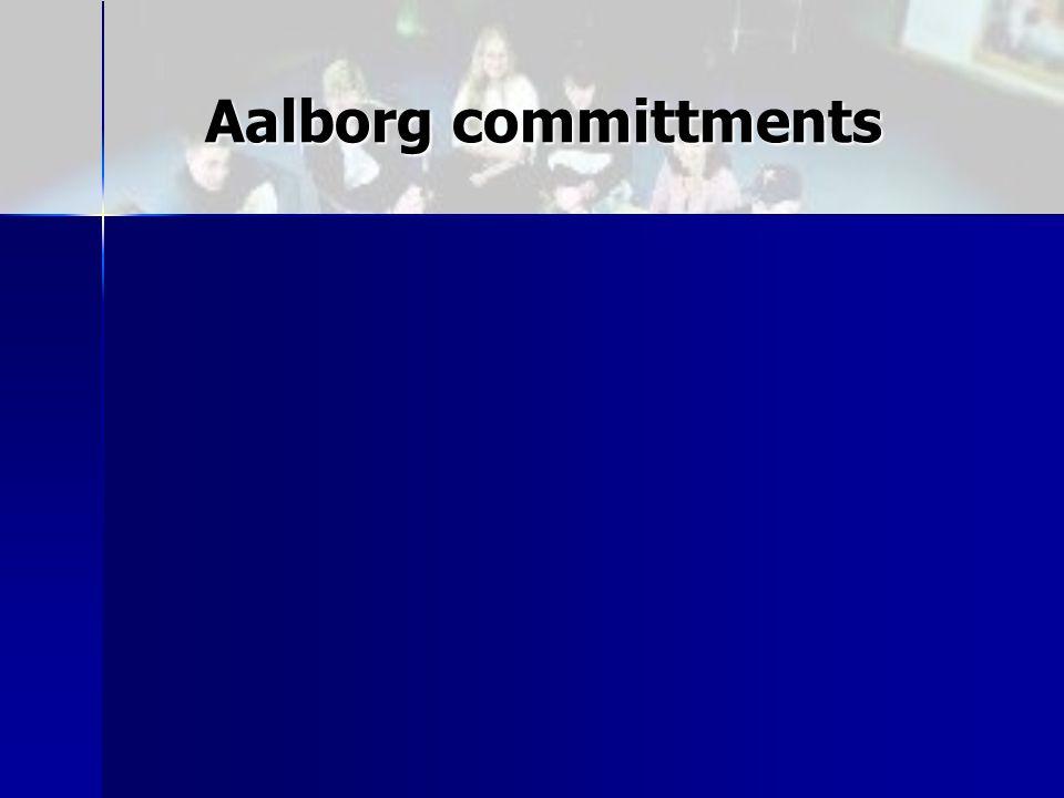Aalborg committments