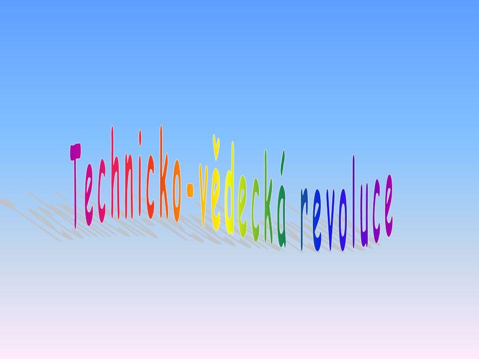Technicko-vědecká revoluce