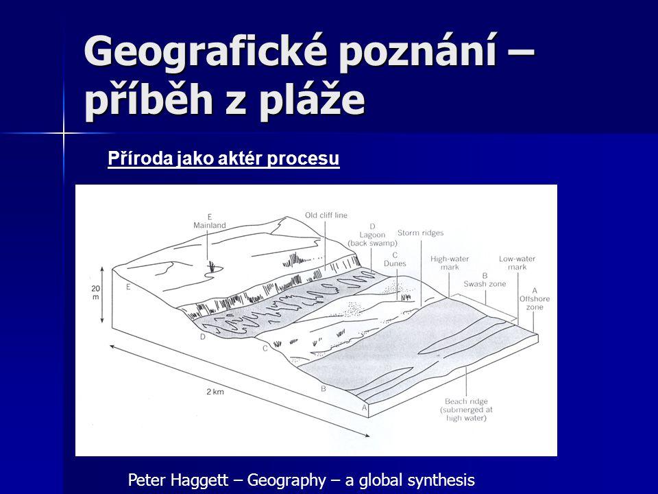 Geografické poznání – příběh z pláže