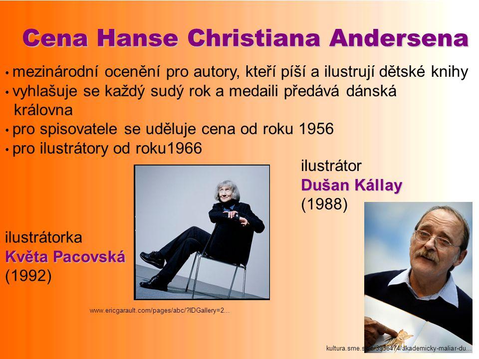 Cena Hanse Christiana Andersena
