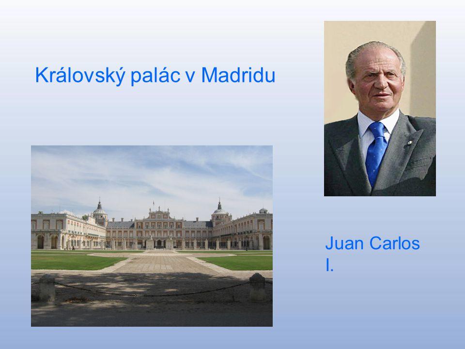 Královský palác v Madridu