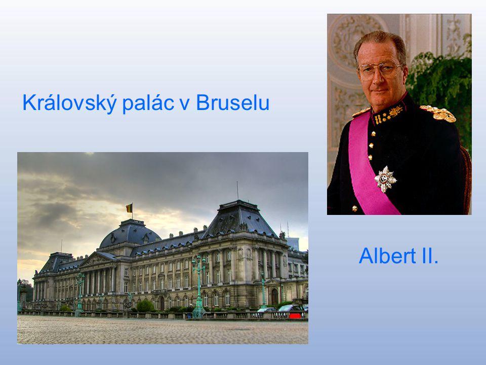 Královský palác v Bruselu