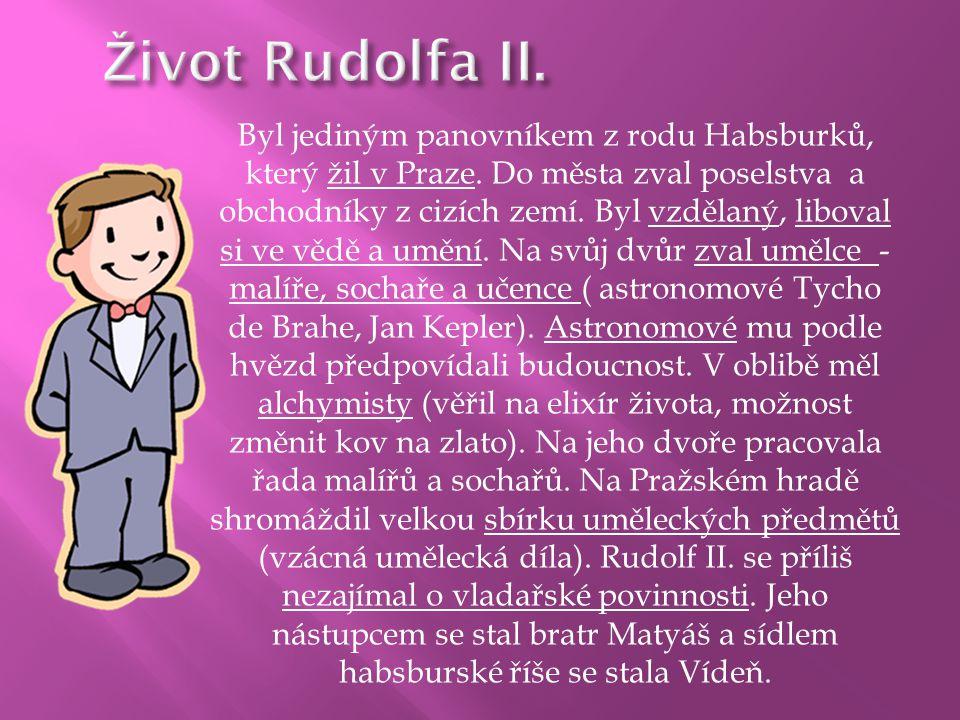 Život Rudolfa II.