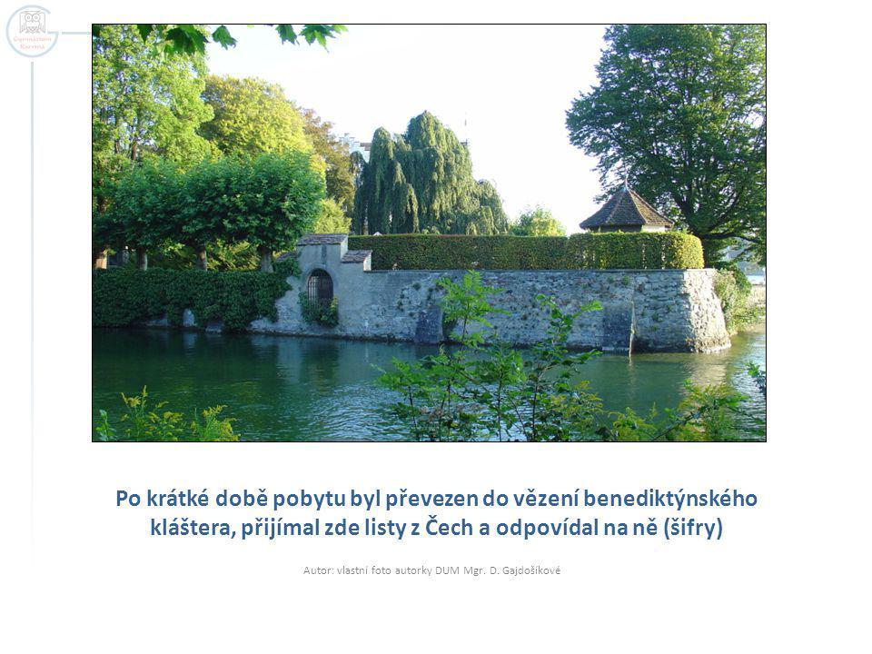 Autor: vlastní foto autorky DUM Mgr. D. Gajdošíkové