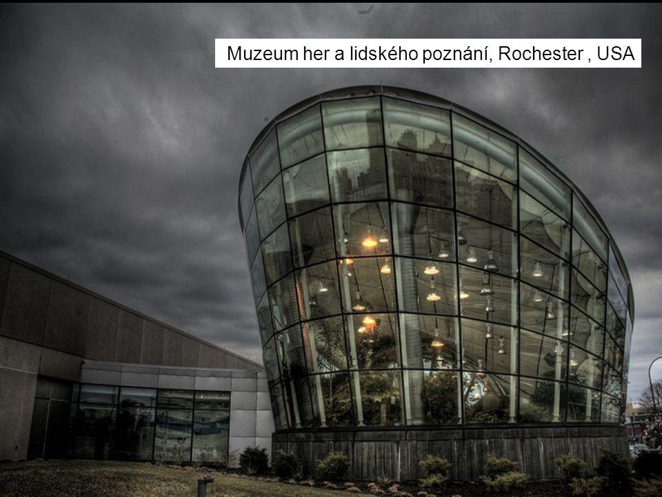 Muzeum her a lidského poznání, Rochester , USA