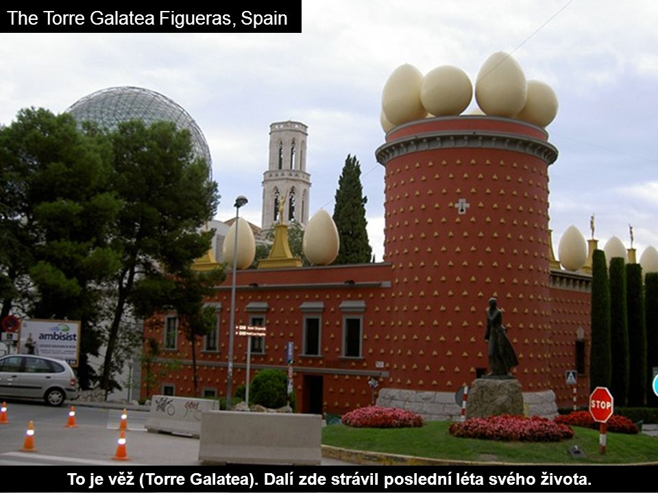 The Torre Galatea Figueras, Spain