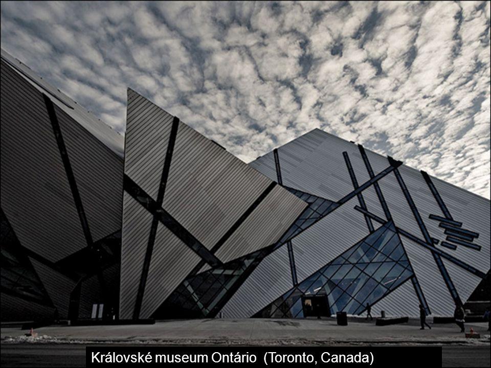 Královské museum Ontário (Toronto, Canada)