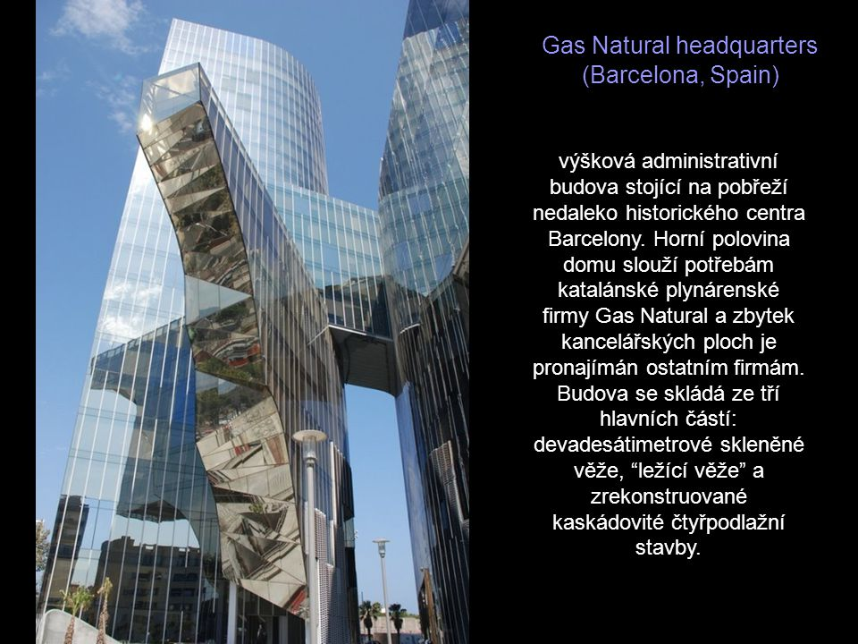 Gas Natural headquarters