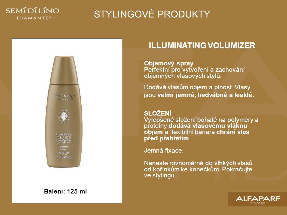 ILLUMINATING VOLUMIZER