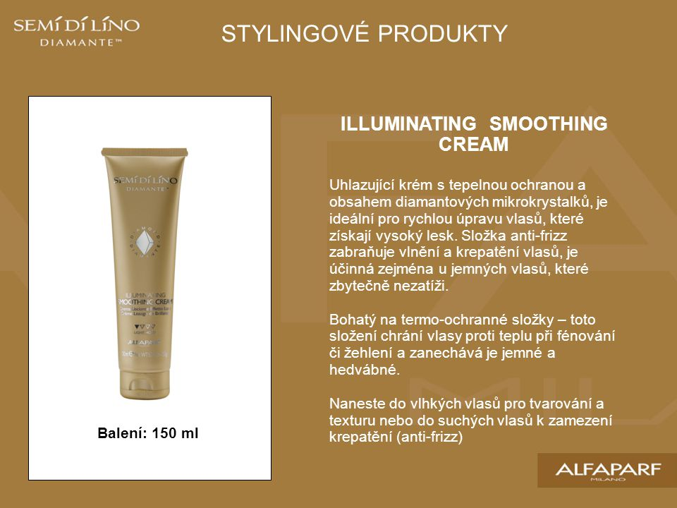 ILLUMINATING SMOOTHING CREAM