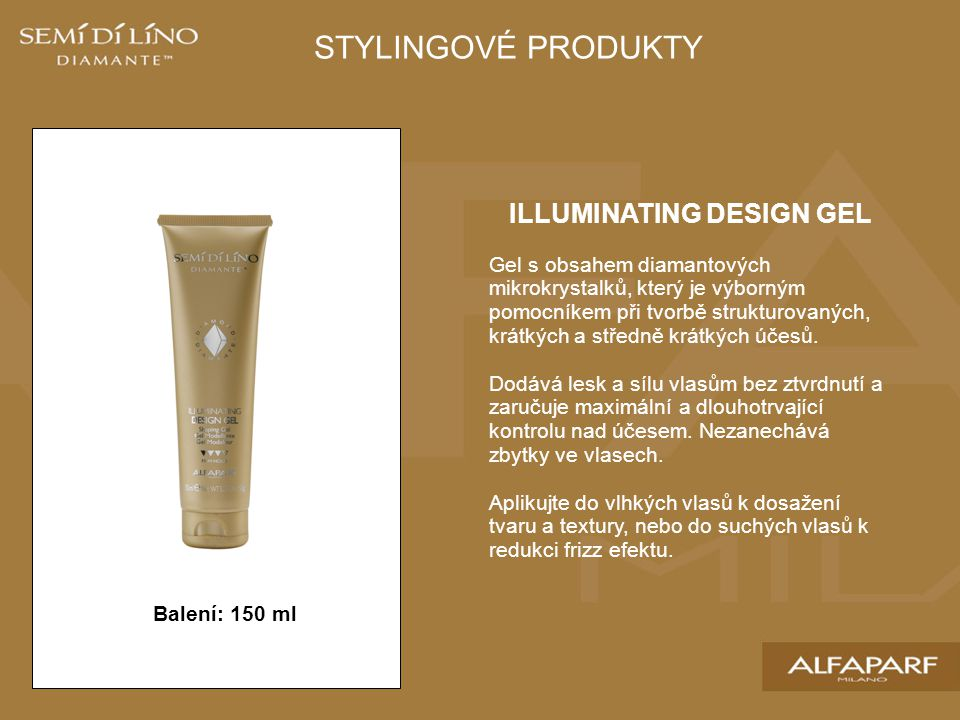 ILLUMINATING DESIGN GEL