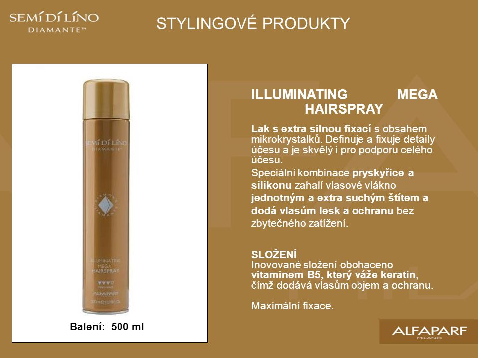 ILLUMINATING MEGA HAIRSPRAY